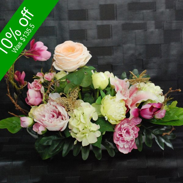 Artificial Flowers- Stylish Arrangement- for decor or gifting