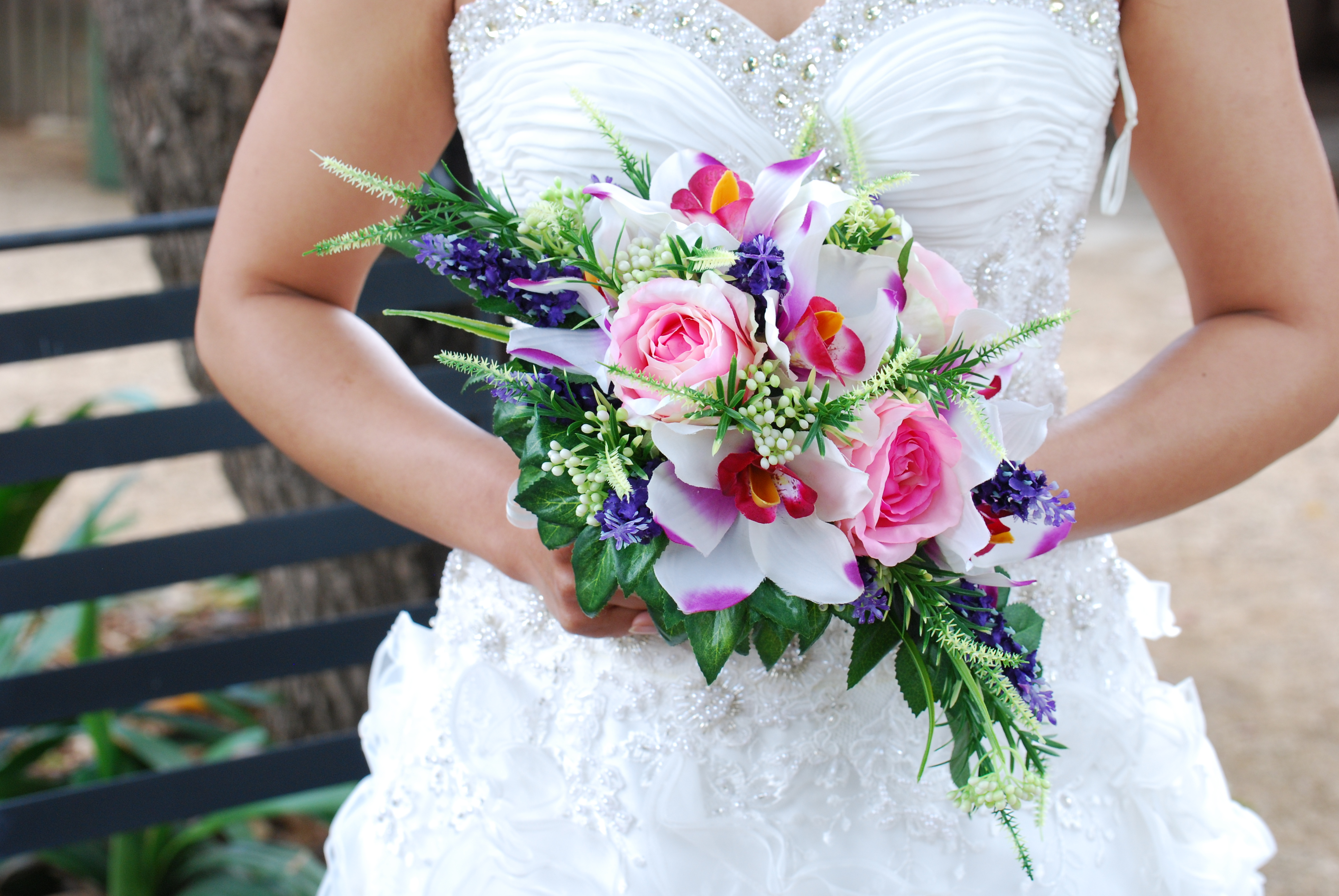 Artificial Wedding Bouquets In Sydney : Bridal bouquets angkor flowers