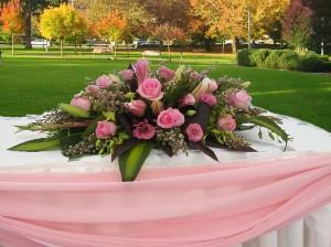 Bridal Arrangement-Angkor