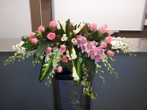 Bridal arrangement-Pink