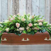 Casket Flowers – Peace 2