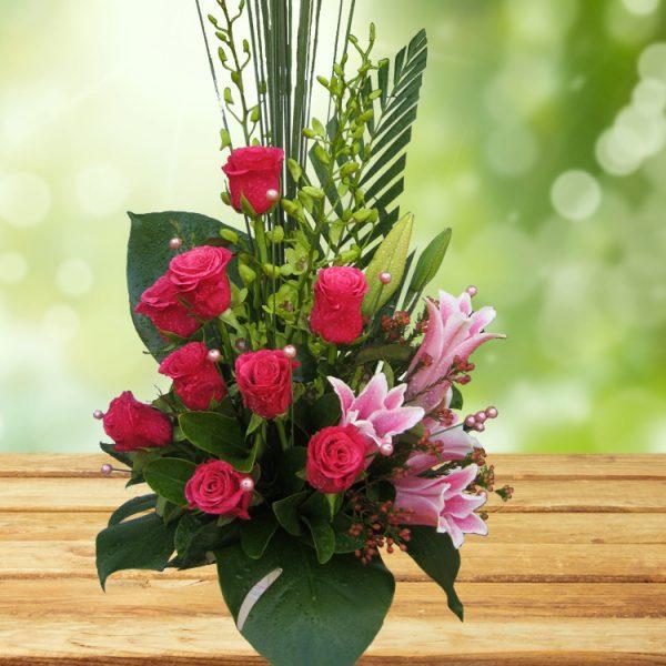 Charming – Pink Arrangement
