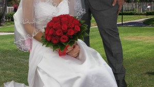 Red Bridal Bouquet2