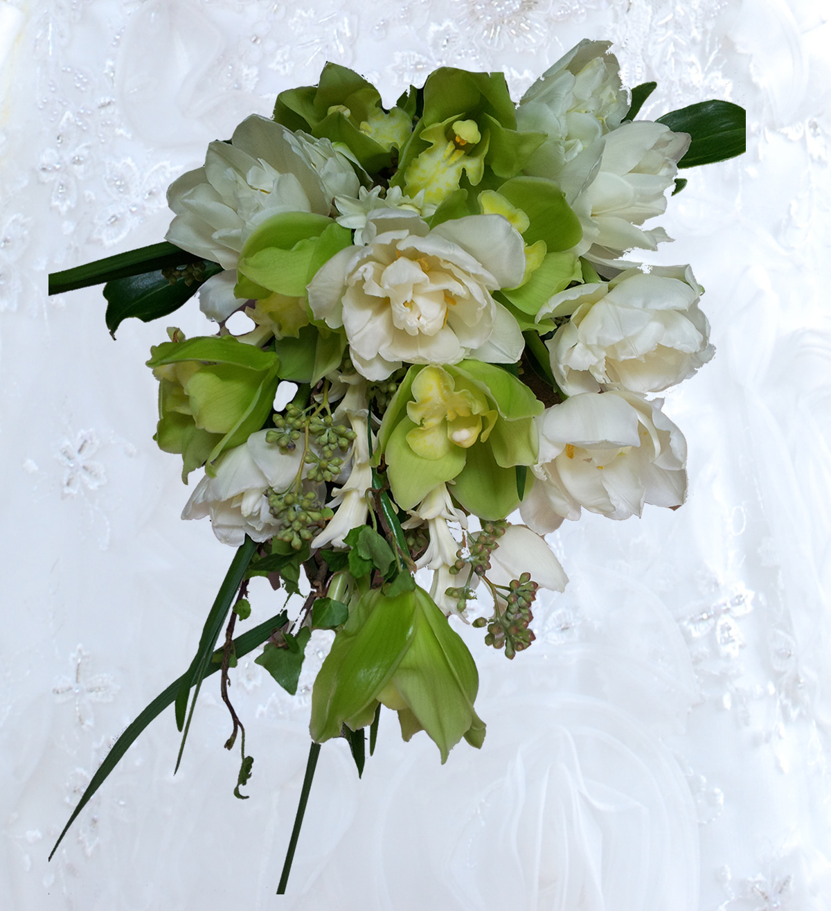 Wedding Gift Delivery Sydney : Bridal BouquetsAngkor Flowers