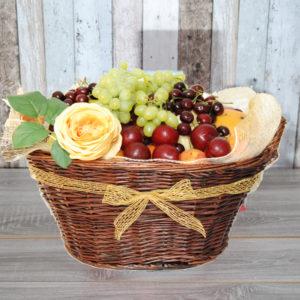 Delicious fruit basket - Large new