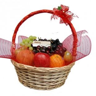 Just Yummy Fruit Basket