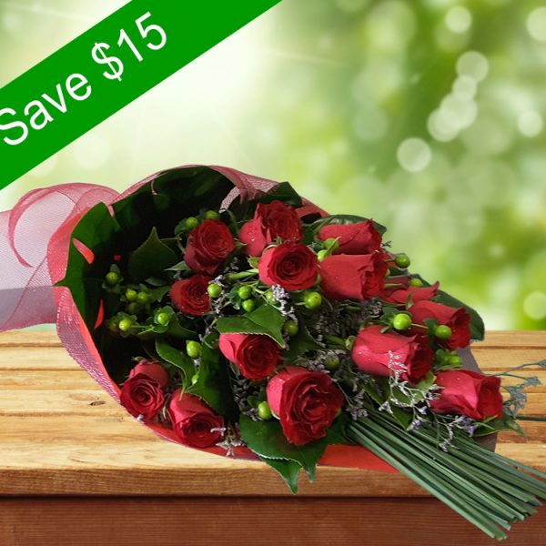 Adorable Bouquet-15 Premium Red Rose1