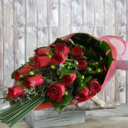 Adorable Bouquet-15 Premium Red Roses
