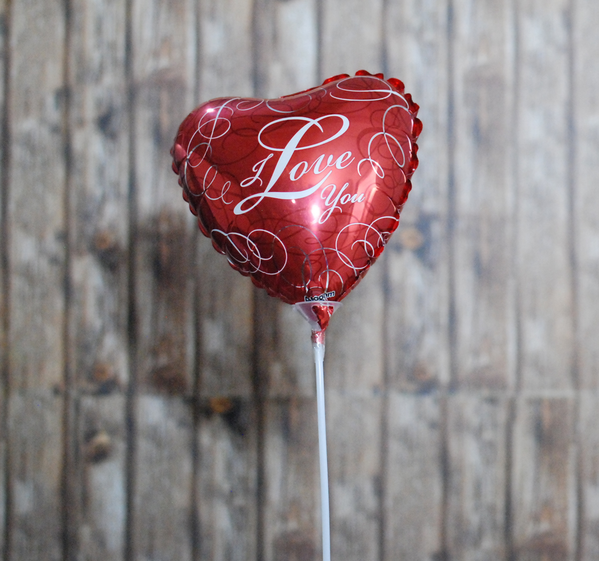 Balloon I love you – 20cm