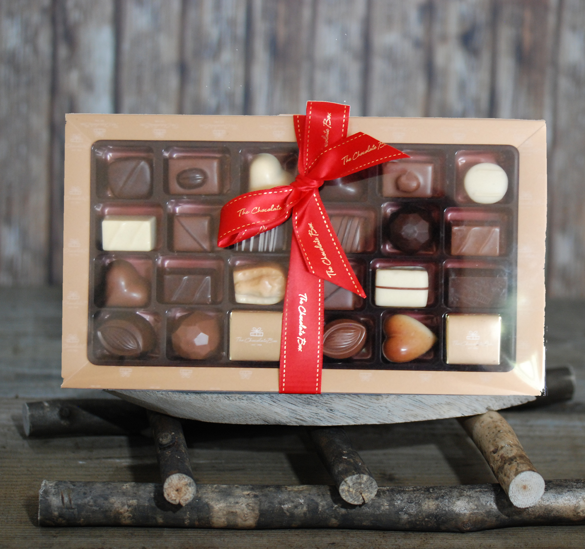 Chocolate Box-Classic Assorted- Medium-360g