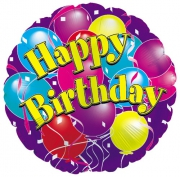 Birthday Foil Balloon – 17″