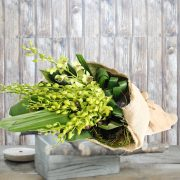 Greeny Applause-Orchid Bouquet-Main1