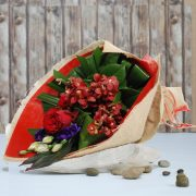 Lush Red Bouquet2