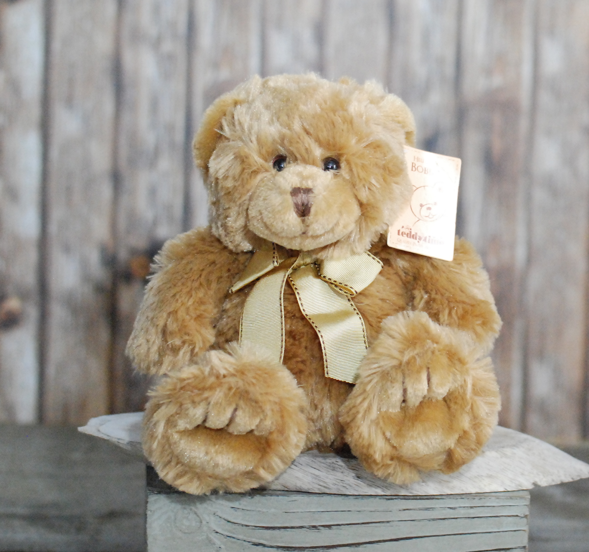 Brown teddy bear medium – 25cm