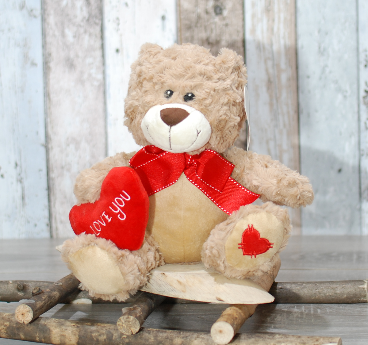 Love teddy bear medium – 25cm