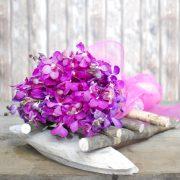 Violet – Orchid Bouquet1