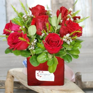 Valentine Flowers - Best friend roses