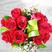 Valentine Flowers – My Queen 2- Beautiful Premium Red Roses