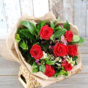 Valentine flowers – surprise bouquets – 7 stems2