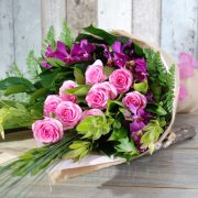 Beautiful and Elegant Pink Bouquet3