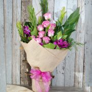 Beautiful and Elegant Pink Bouquet4