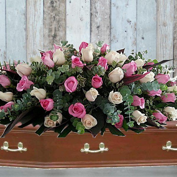 Casket Flowers- Beautiful