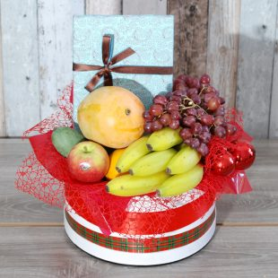 Special Fruits and  Chocolate Hamper