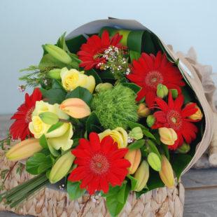 Colourful bouquet