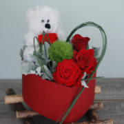 Love Rose and Teddy-VH03-2