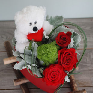 Love Rose and Teddy-VH03