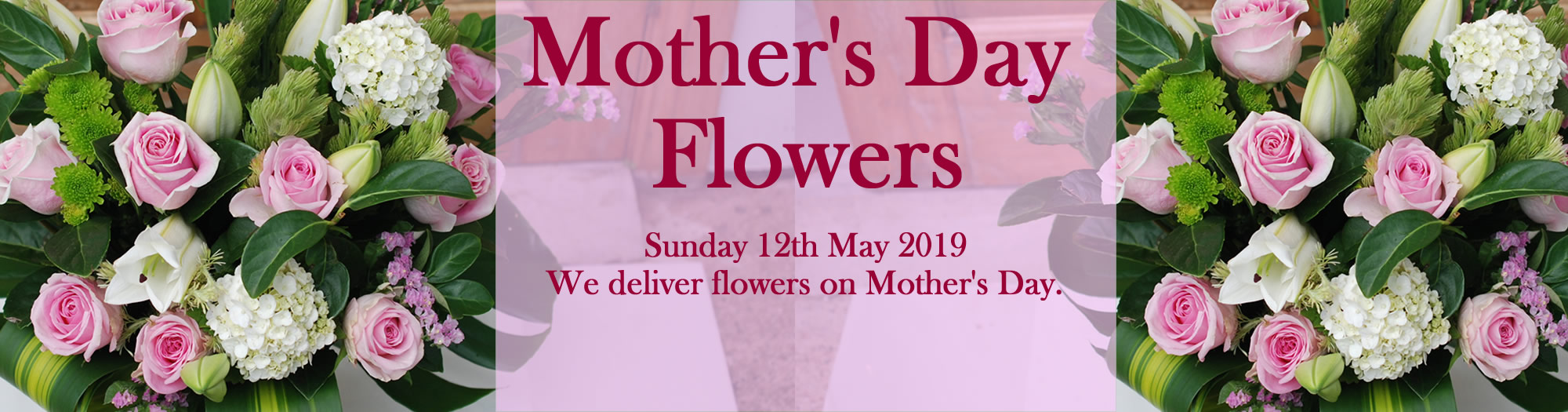 Angkor flowers - Mothers day 2019