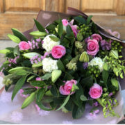 Massive Pink and White bouquet2